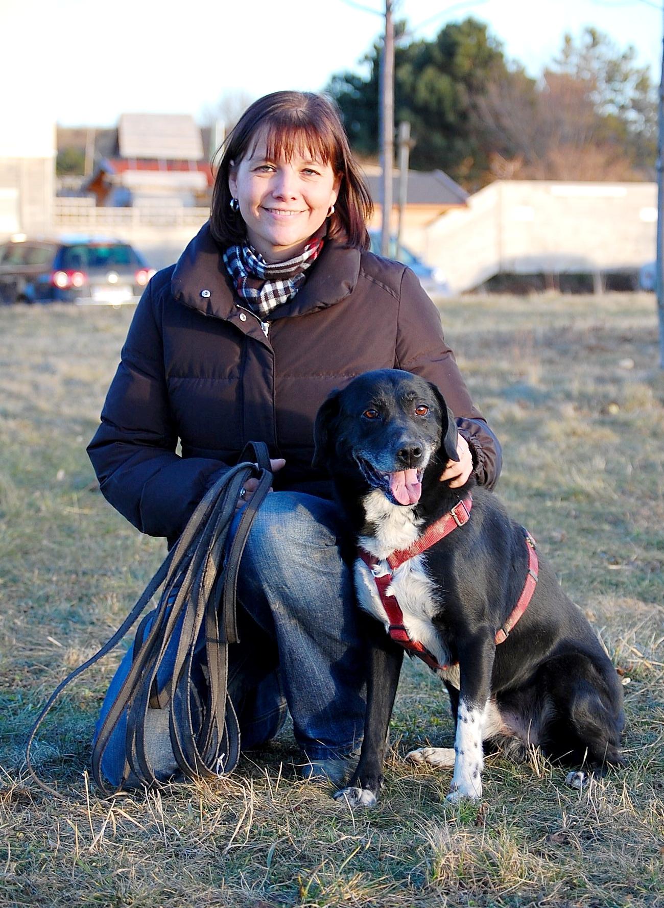 Besonders für Hunde die längere Zeit im Tierheim verbringen sind die Betreuungspaten sehr wichtige Bezugspersonen, die sich um Abwechslung im Alltag der Tierheimhunde kümmern.